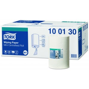 Popierius rulonais Tork Advenced Centerfeed Roll M1, 1ply